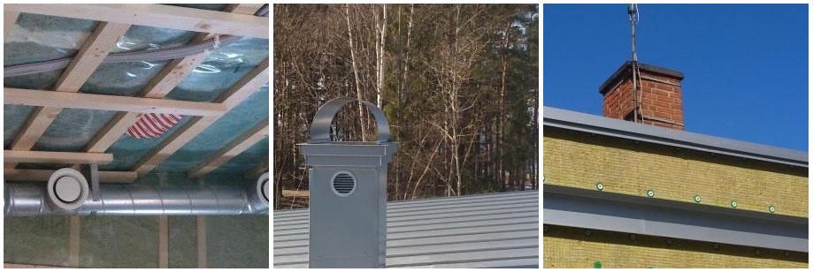 byggnadsplåtslageri ventilationsmontage taksystem plåt